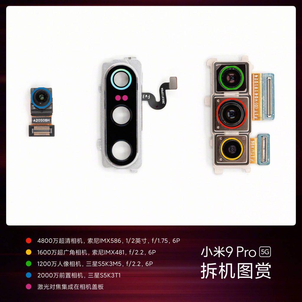Xiaomi Mi 9 Pro - Cámaras