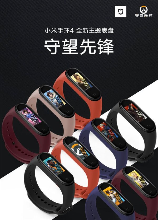Xiaomi Mi Band 4 - Modelos
