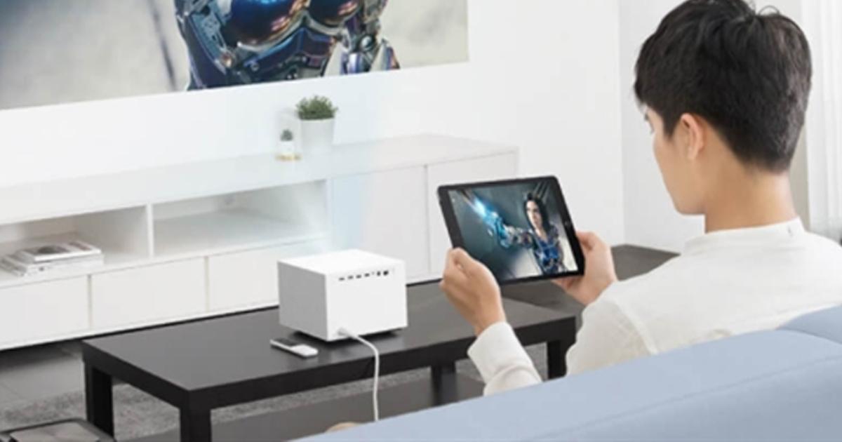 Xiaomi Mi Projector Vogue Edition