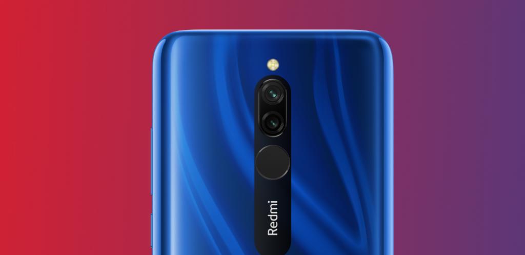 Xiaomi Redmi 8 - Cámara