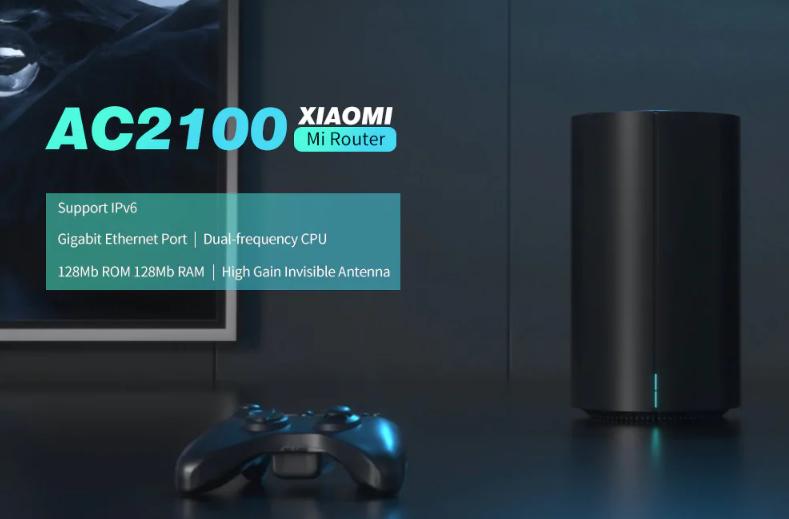 Así es el nuevo y poderoso enrutador de Xiaomi