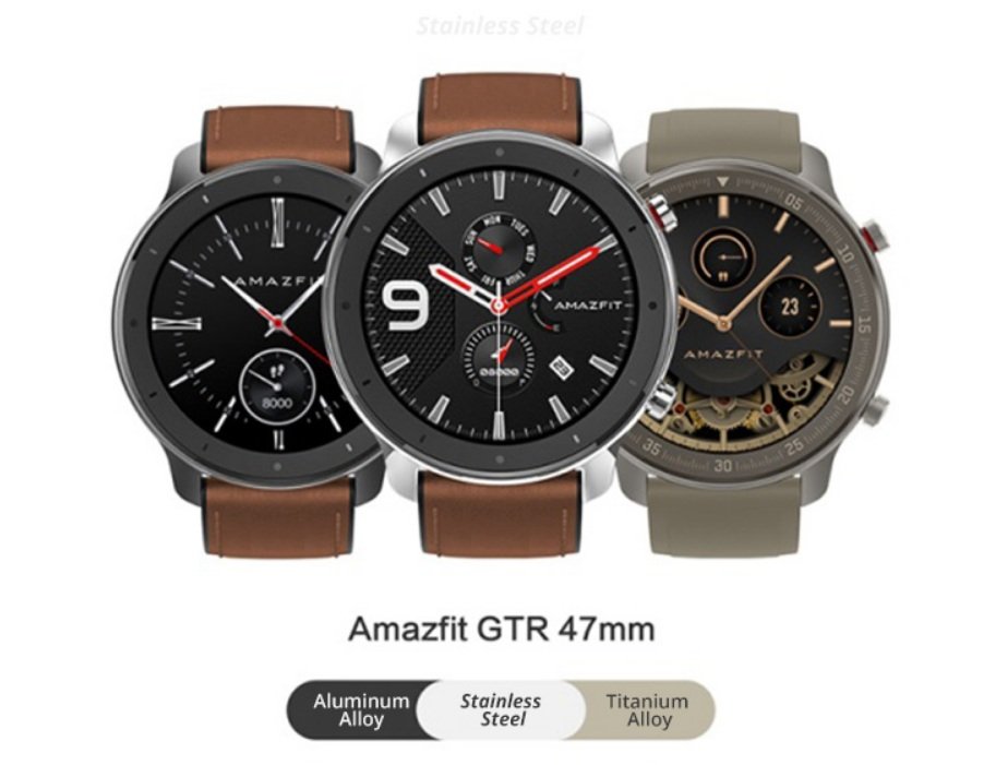 Black Friday Huami Amazfit GTR