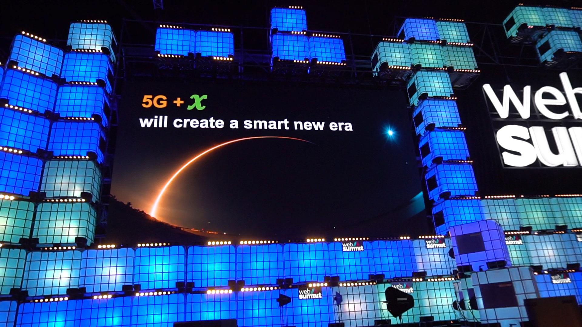 El 5G creará una nueva era inteligente