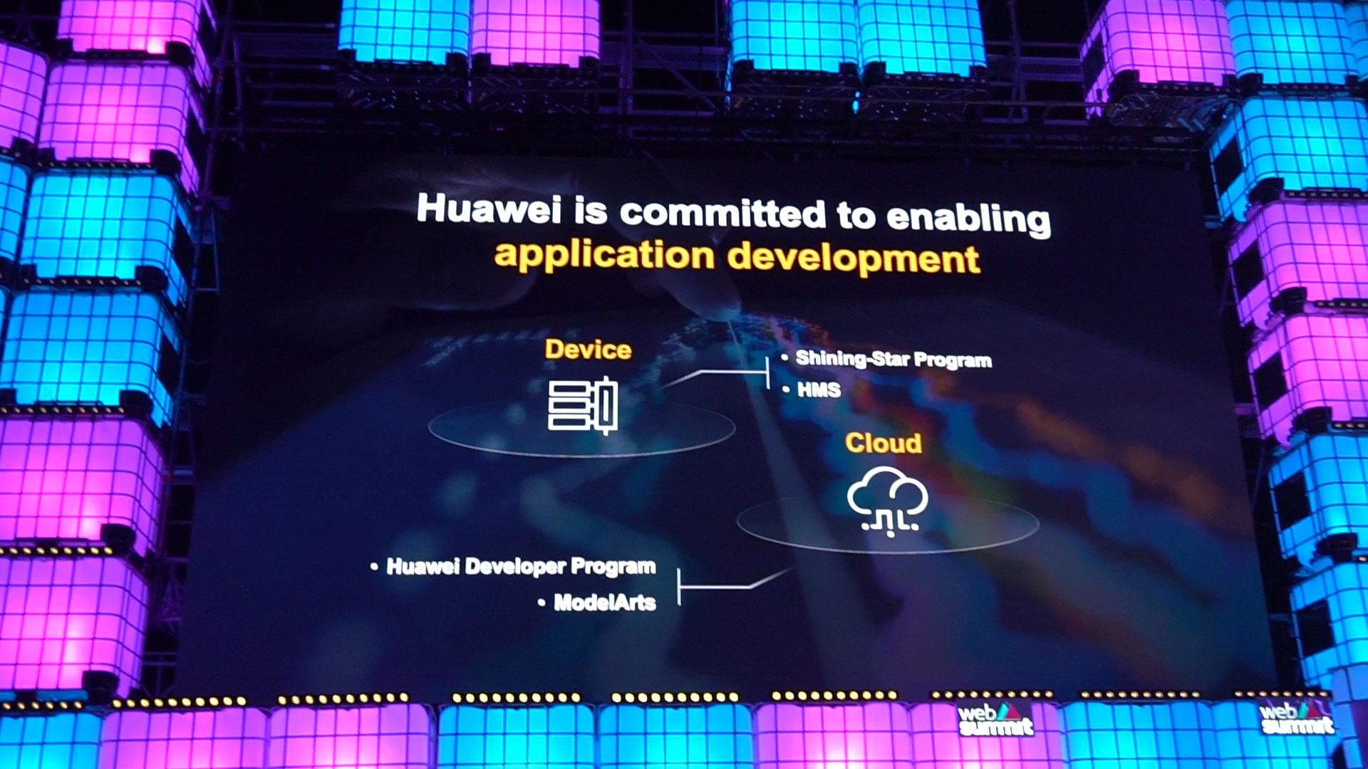 Huawei afirmó que los mayores ganadores de la red 5G serán sus socios