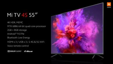 Mi TV 4S - Destacada
