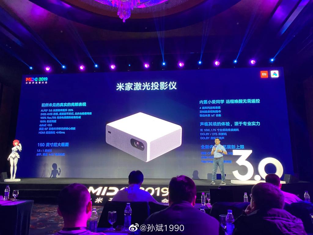 Mijia Laser Projector - Presentación