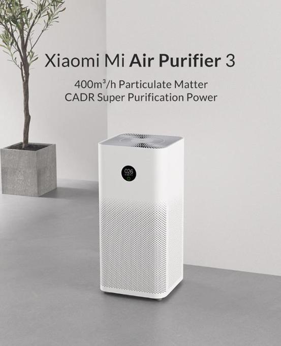 Xiaomi Air Purifier 3 - Modelo