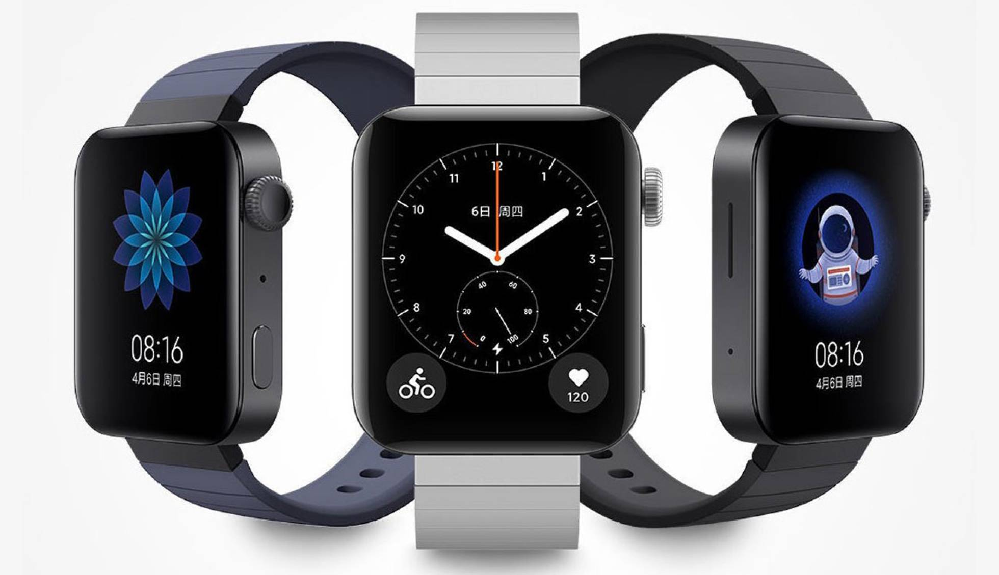 Xiaomi Mi Watch - Destacada