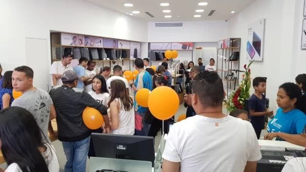 Xiaomi Venezuela - Inauguración