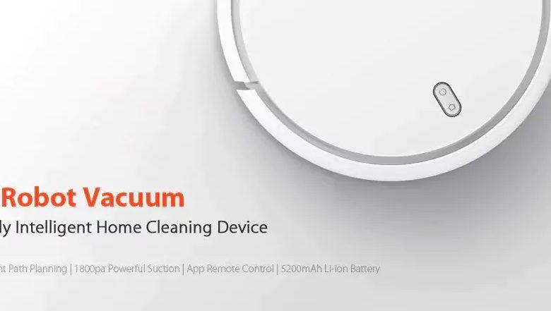 Xiaomi Mi Robot Vacuum versión internacional