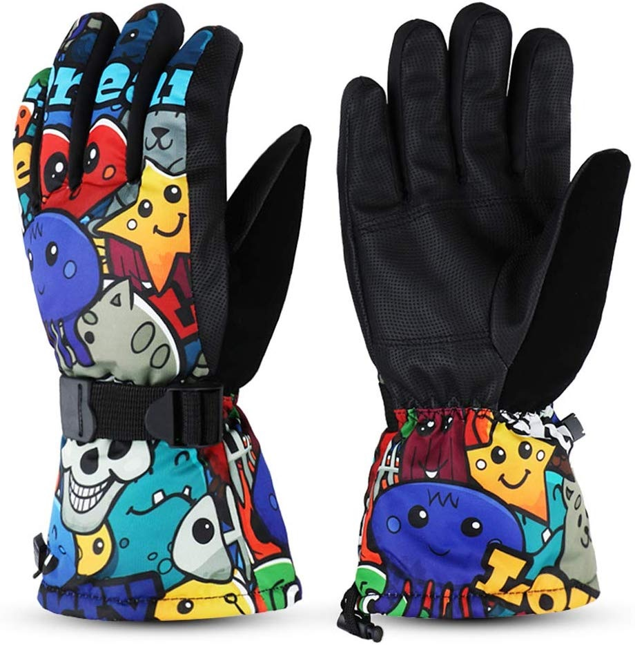 Lixada Winter Warm Gloves