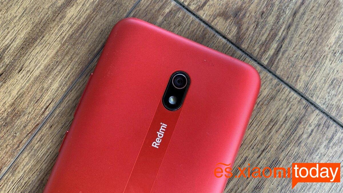Redmi 8A Análisis: cámaras