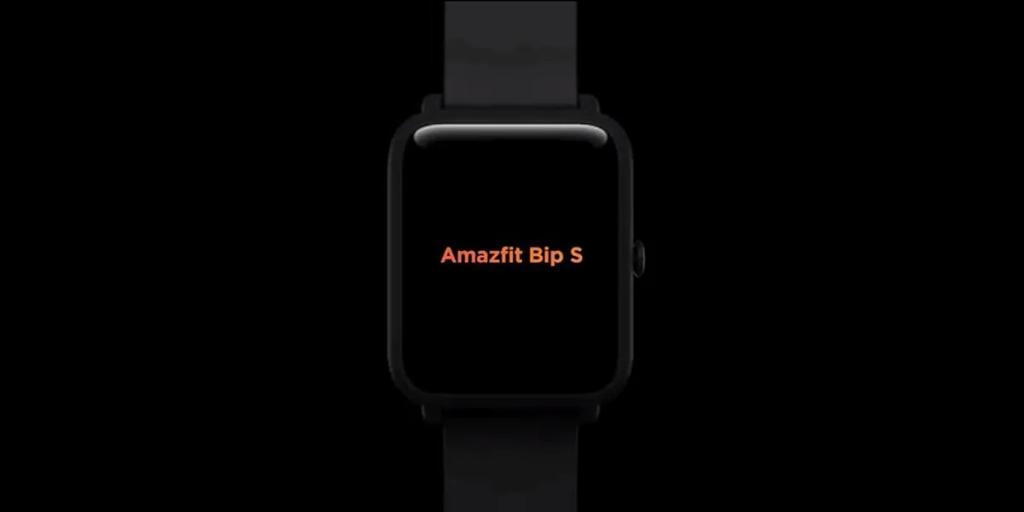 Amazfit Bip S - Modelo