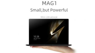 Magic Ben Mag1 Práctica mini Laptop con 32% de Descuento en Gearbest.com