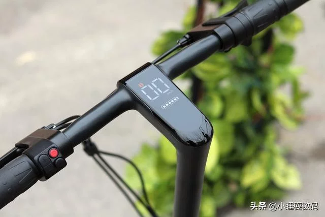 Qicycle Electric Power-assisted Bicycle - Panel