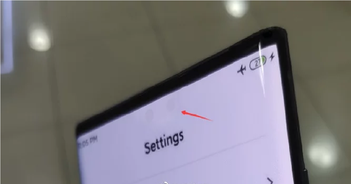 Xiaomi Mi Mix 4- Destacada