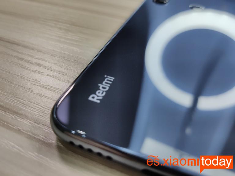 Redmi Note 8T Análisis: conectividad