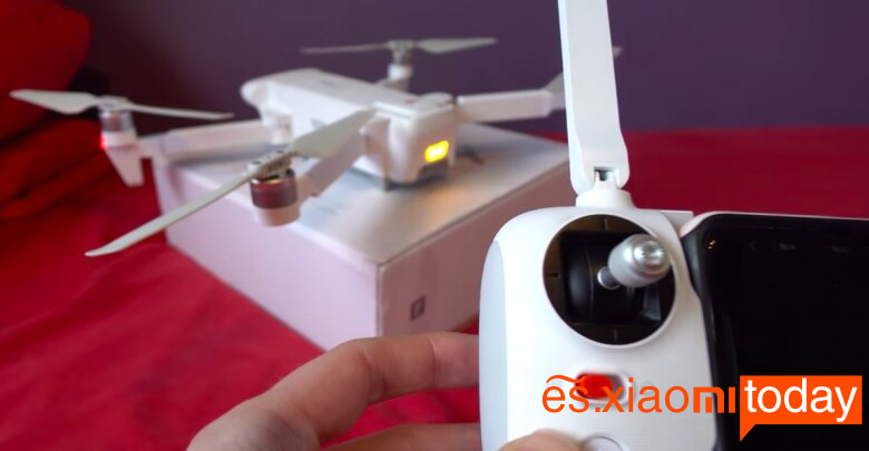 Así es el mejor dron con el que cuenta Xiaomi