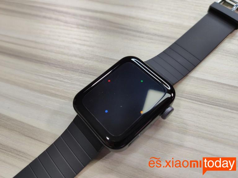 Xiaomi Mi Watch Análisis: diseño