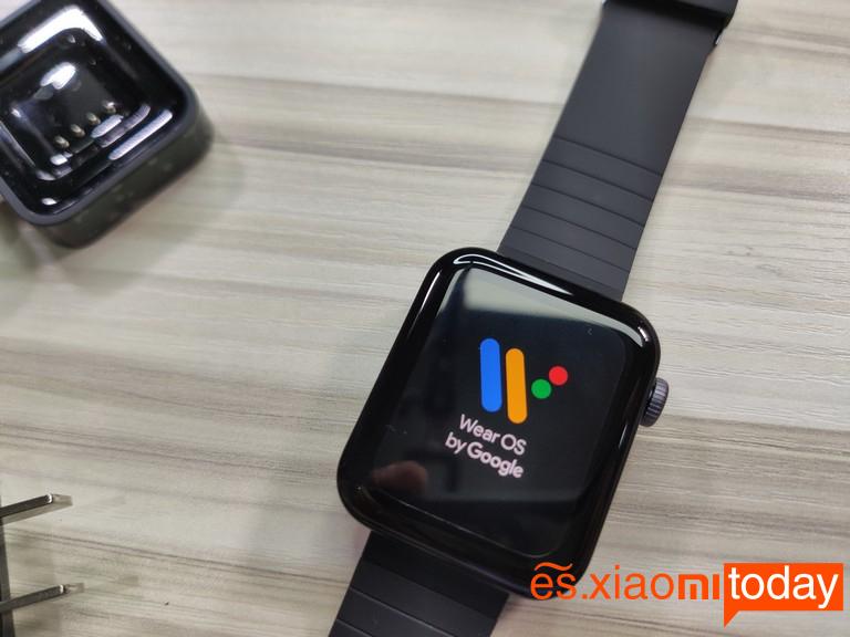 Xiaomi Mi Watch Análisis: software