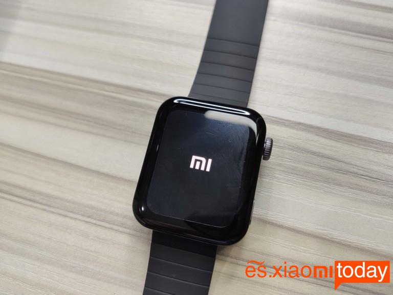 Xiaomi Mi Watch Análisis: conectividad