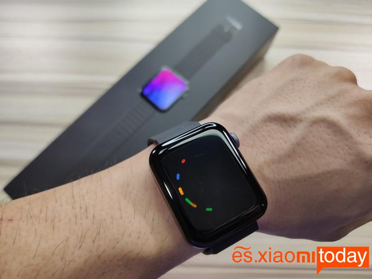 Xiaomi Mi Watch Análisis: batería