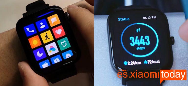 Xiaomi Mi Watch vs Amazfit GTS: características especiales