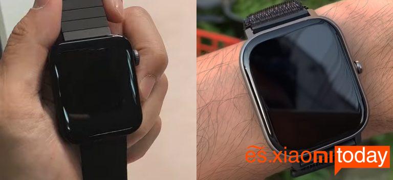 Xiaomi Mi Watch vs Amazfit GTS: batería