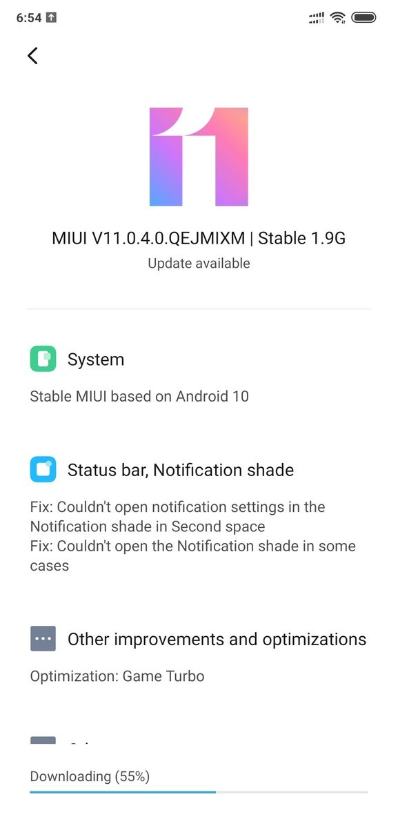 El POCOPHONE F1 cuenta ya con la última versión de Android