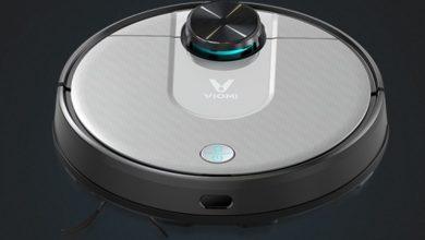 Xiaomi VIOMI V2 Pro vacuum introducción